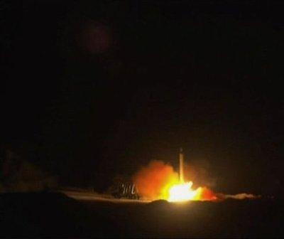Dos cohetes impactan cerca de la Embajada de Estados Unidos en Bagdad