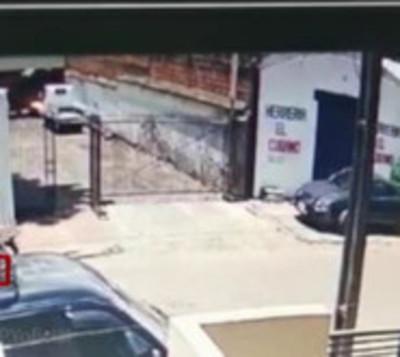 Intensa balacera tras atraco en Ciudad del Este