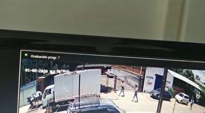 CDE: Bandidos roban G. 46 millones tras tiroteo con policías