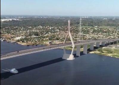 Gobierno anunció que construirá puente entre Asunción y Chaco'i