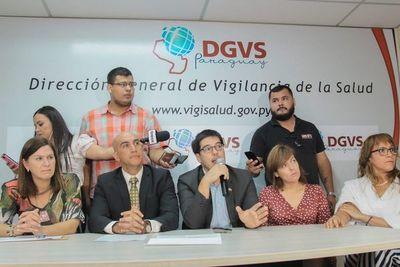 Asunción y Central, infestados de dengue, con 521 casos confirmados