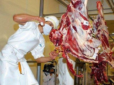 Brasil bajó participación en compra de carne paraguaya