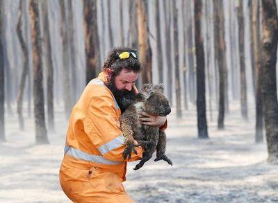 Ola de calor atiza los incendios en Australia