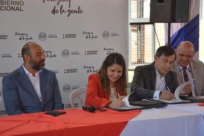 Crearán escuela de fútbol en el Centro Educativo Itauguá