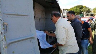 Emergencia Nacional sobrevoló barrios asuncenos con gran cantidad de criaderos de dengue