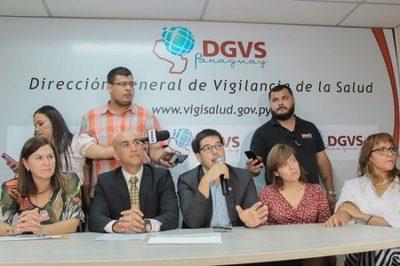 Ministerio de Salud advierte que están dadas las condiciones para una epidemia de dengue