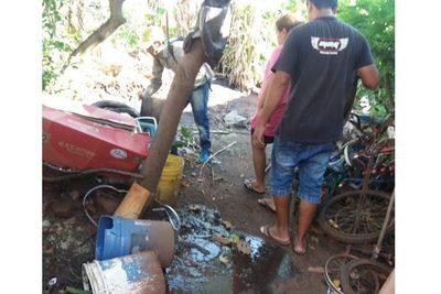 """Desde SENEPA critican que la gente les """"espere y exija"""" que limpien sus propios patios"""