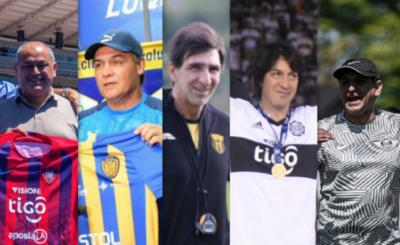 HOY / Los entrenadores del Apertura 2020