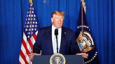 Trump anuncia nuevas sanciones