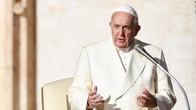 El Papa Francisco pide a EE.UU e Irán «Evitar el aumento de la confrontación»