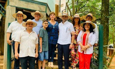 Mario Abdo llama a la conciencia ciudadana  en la lucha contra el dengue
