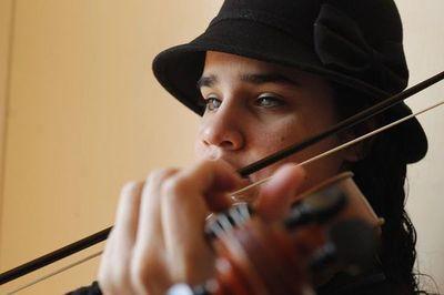 Hallan cadáver de Ana Taglioretti, la violinista no vidente