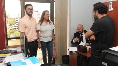 Rocío Casco y los demás imputados se abstuvieron de declarar