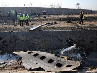 Un video demostraría que un misil impactó con el Boeing en Irán, según el NYT