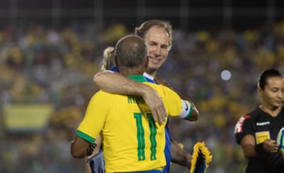 HOY / Italia logró la revancha sobre Brasil 25 años después
