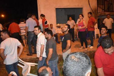 Uno de los gestores del distrito de Cerro Corá encabezó atropelló en San Pedro