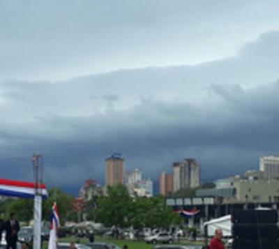 Viernes con intensas lluvias y tormentas eléctricas
