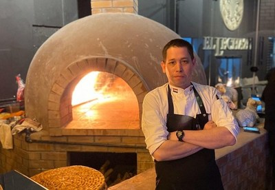 Chef paraguayo se lució montando un restaurante en Arabia