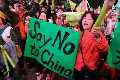 Recta final de la campaña presidencial en Taiwán bajo la sombra de China