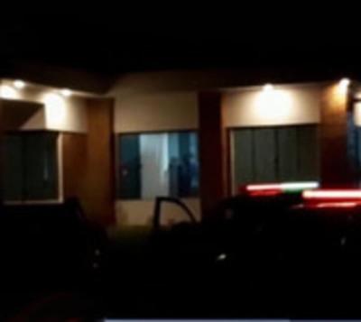 Violento asalto a una familia en Itapúa