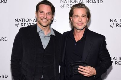 Brad Pitt agradece a Bradley Cooper por ayudarlo a superar sus problemas de alcoholismo