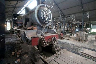 Sapucai, la ciudad de los trenes y el encanto colonial