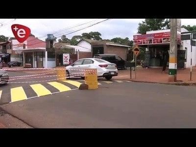 COLOCAN REDUCTORES DE VELOCIDAD EN CAMBYRETÁ