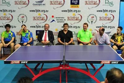 Continúa conflicto en elecciones de la Federación de Tenis de Mesa