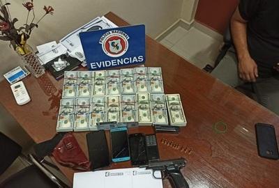 Detienen a operadores de Fe Cambios ligados a caso Messer con USD 150mil