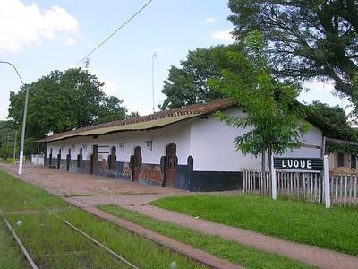 Restauración de la estación de Luque es una deuda histórica, afirman