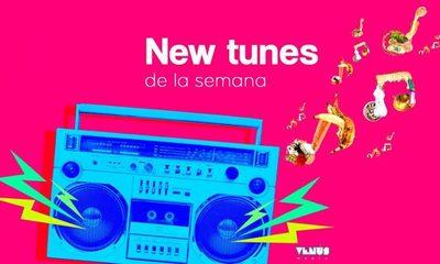 NEW TUNES DE LA SEMANA 10/01/20