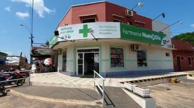 Asaltan farmacia en Concepción