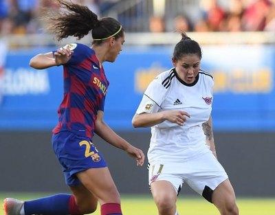 El CD Tacón/Real Madrid de 'Pirayú' Martínez desafía al Barcelona