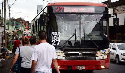 No hay regulada de transporte, si una flexibilización de frecuencia, según transportistas.