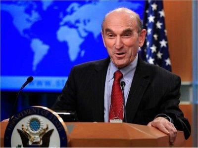 A EEUU no le basta con elecciones parlamentarias en Venezuela, dice Abrams