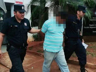 Catequista es detenido por abuso de sus tres hijas y suman 15  casos