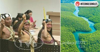 Tribu amazónica gana demanda contra compañía petrolera, salvando medio millón de acres de selva tropical