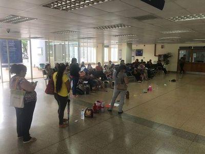 """Asegurados, sin atención médica en IPS por """"falta de sistema"""""""