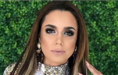 Vivi Figueredo se prepara para el concierto de Bronco