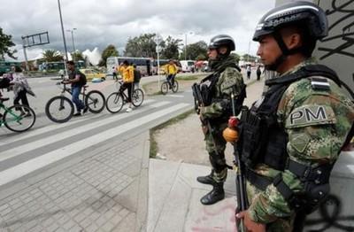 Colombia: Ataque con bomba a base militar deja una persona herida