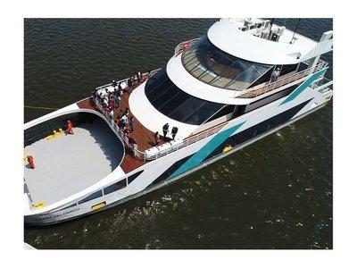 Ferry del Chaco habilita sus viajes turísticos de los sábados