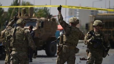 Dos soldados estadounidenses muertos en la explosión de mina en Afganistán