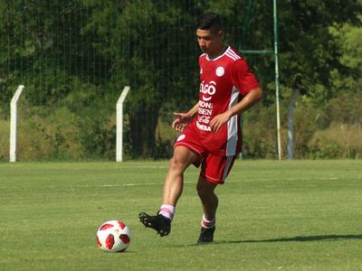 Maíz reemplaza a Martínez en la Albirroja sub-23