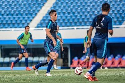 Churín y Haedo anotan en amistoso de Cerro Porteño