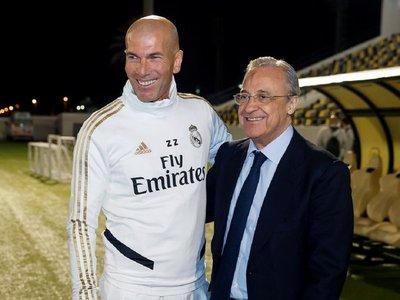 Zidane, especialista en finales, a la espera del Aleti