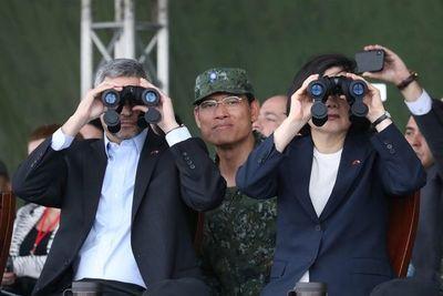 Presidente felicita a su par de Taiwán, que logró la reelección