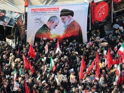 Creciente tensión de cuatro décadas entre EEUU e Irán