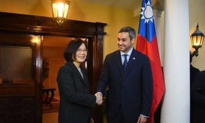 HOY / Abdo felicita a Tsai por su reelección como presidenta de Taiwán