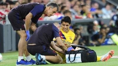 HOY / Luis Suárez se someterá a una cirugía