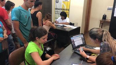 Registro Cívico Permanente registró más de 210.000 procedimientos en el 2019